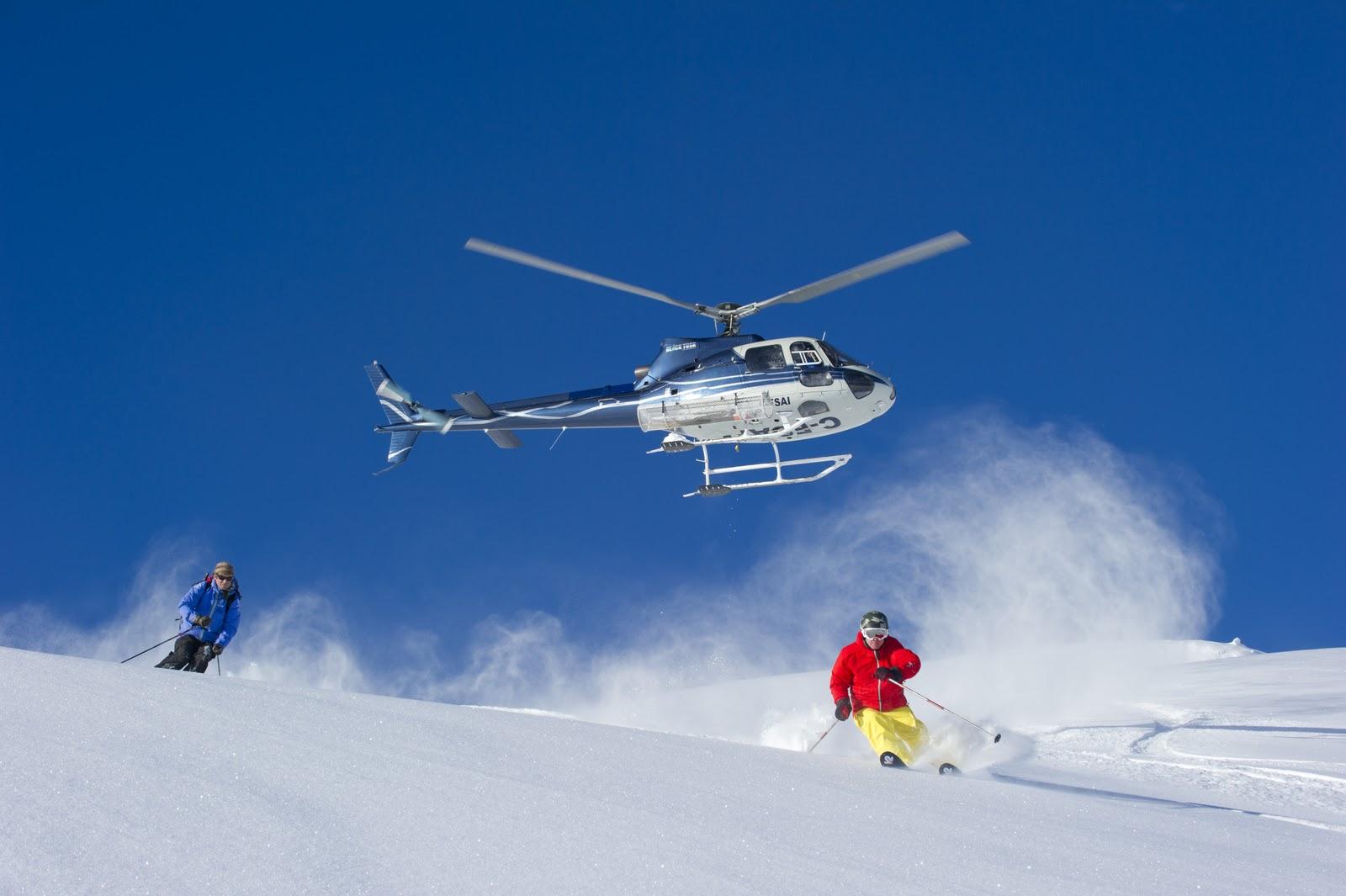 Academia Bristow . USA, Academia de helicopteros usa