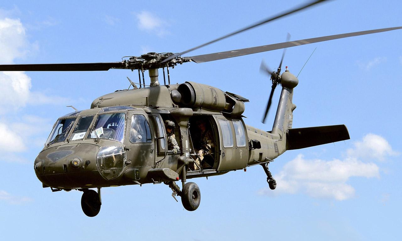 Blackhawk-helicopter