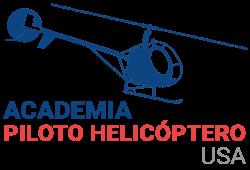 Academia Piloto Helicóptero USA Logo